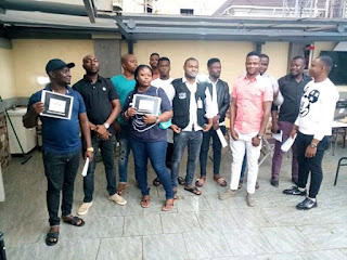 Bbi, behind bars intervention asaba, human right defender