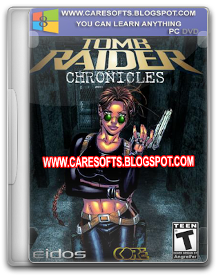 Tomb Raider 5 Chronicles Free Download PC Game