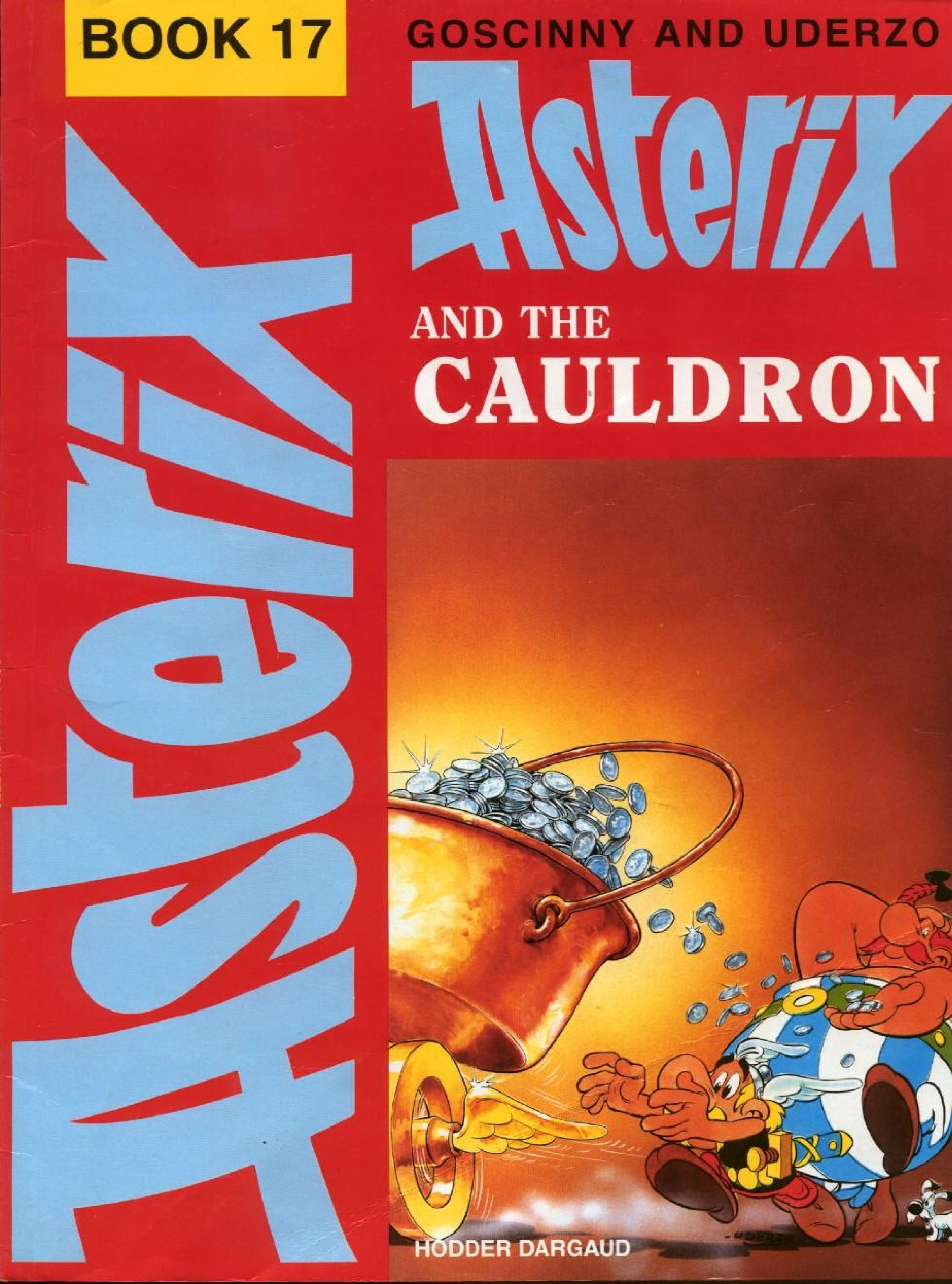 Read online Asterix comic -  Issue #13 - 1