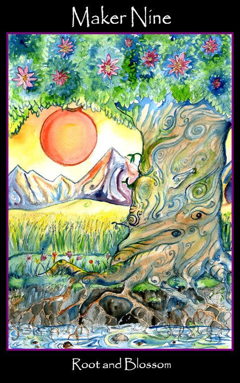 Rowan's Tarot Blog: Tarot Of The Sidhe