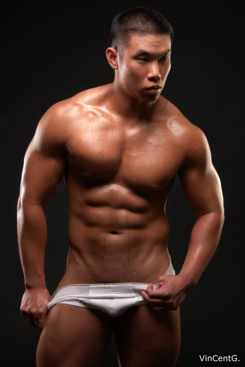 Hot Asian Muscle 23