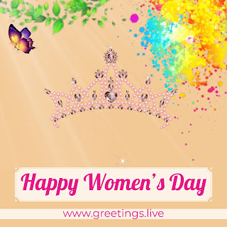 Happy-women's-Day-Special-greetings-Live