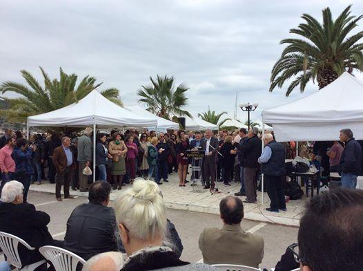 Μανιάτης στην 6η Γιορτή Ροδιού: Η Ελλάδα που διαμορφώνει ένα νέο παραγωγικό μοντέλο, κόντρα στην κυβερνητική ανικανότητα και ιδεοληψία