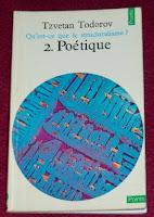 """""""Qu'est-ce que le structuralisme? Poétique"""" - T. Todorov"""