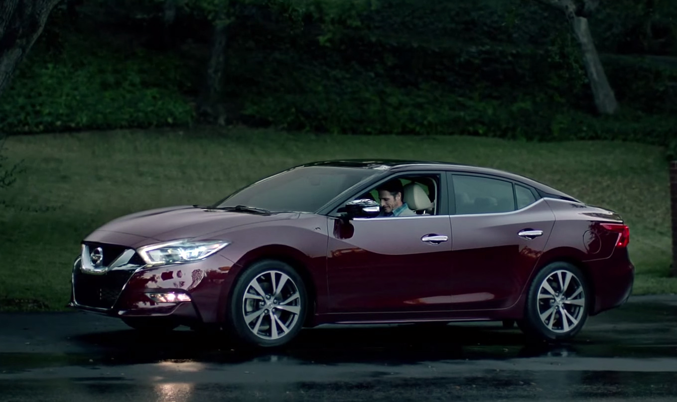 2016 Nissan Maxima's Interior Exposed for the First Time ...