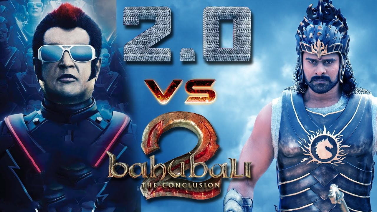 Will Rajinikanth's 2.0 Beats Prabhas Baahubali 2?