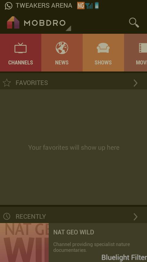 SMART GRATUIT IRIS POUR MOBDRO TV TÉLÉCHARGER