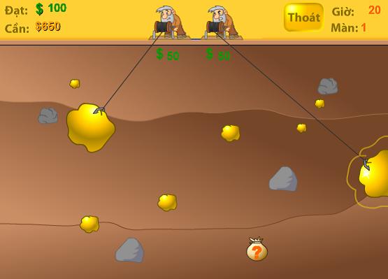 Game Đào Vàng Đôi, Đào Vàng 2 Người Chơi - tải và chơi miễn phí b