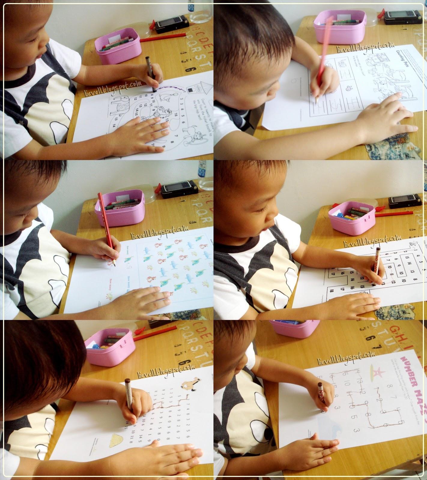 Preschool Letter Q