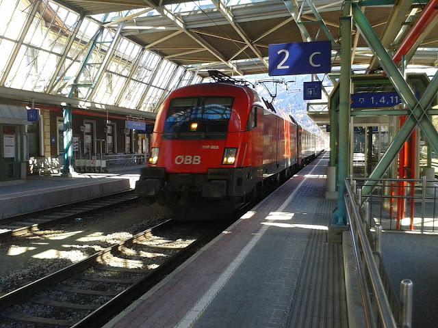 القطارات في زيلامسي