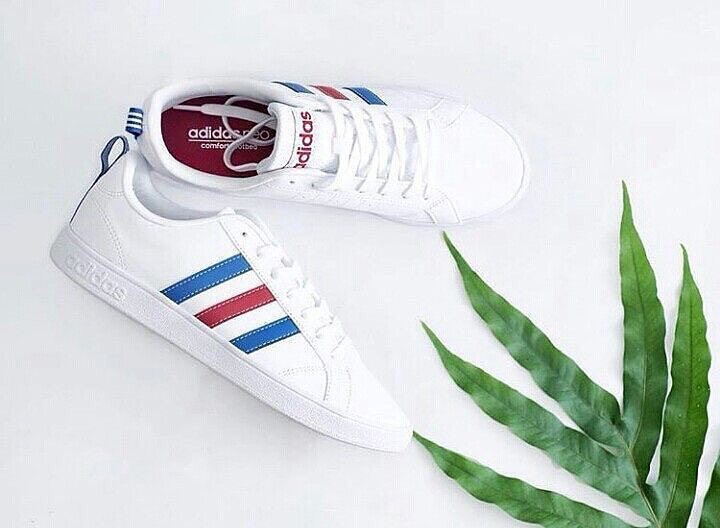 new style 14798 03ca4 Adidas Neo Advantage Clean - White   France