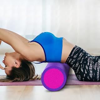 Con lăn tập Yoga