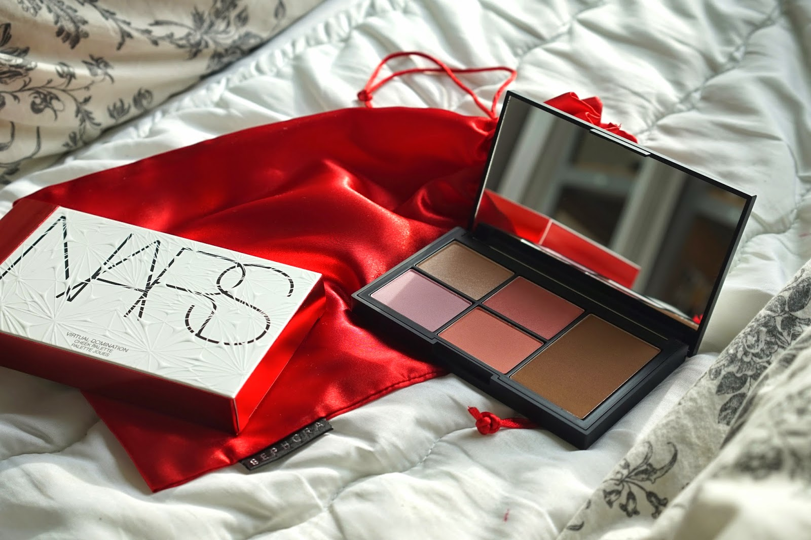 Nars domination palette