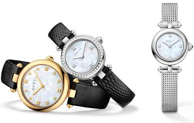 Gucci Diamantissima watch collection