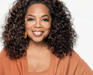 oprah winfrey - inspiring female role model