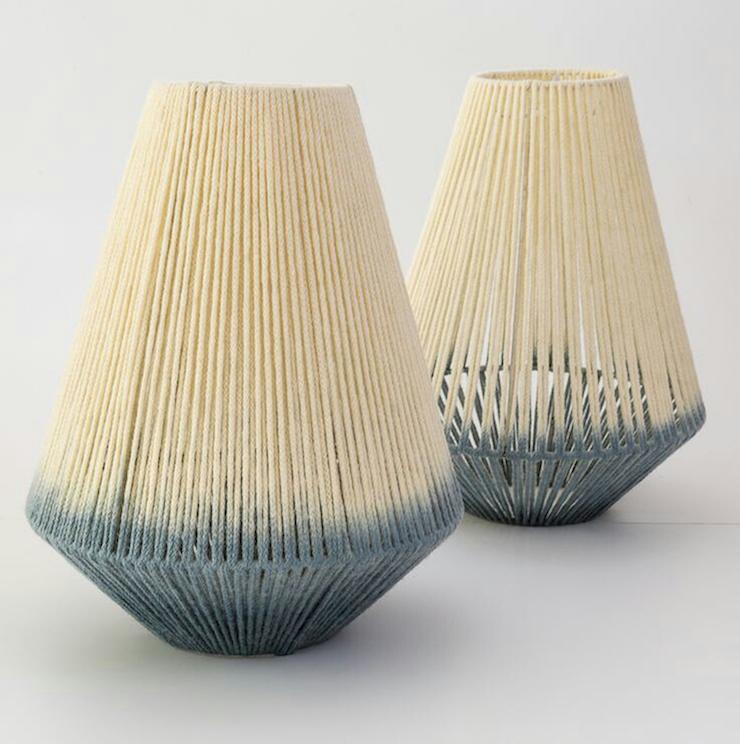 lampara-tejida-lana