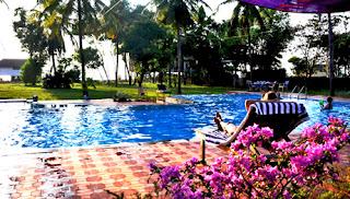 Summer Sands beach resort in Ullal Mangalore