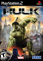 The Incredible Hulk (PS2) 2008