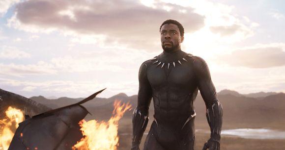 Black_Panther - 2018