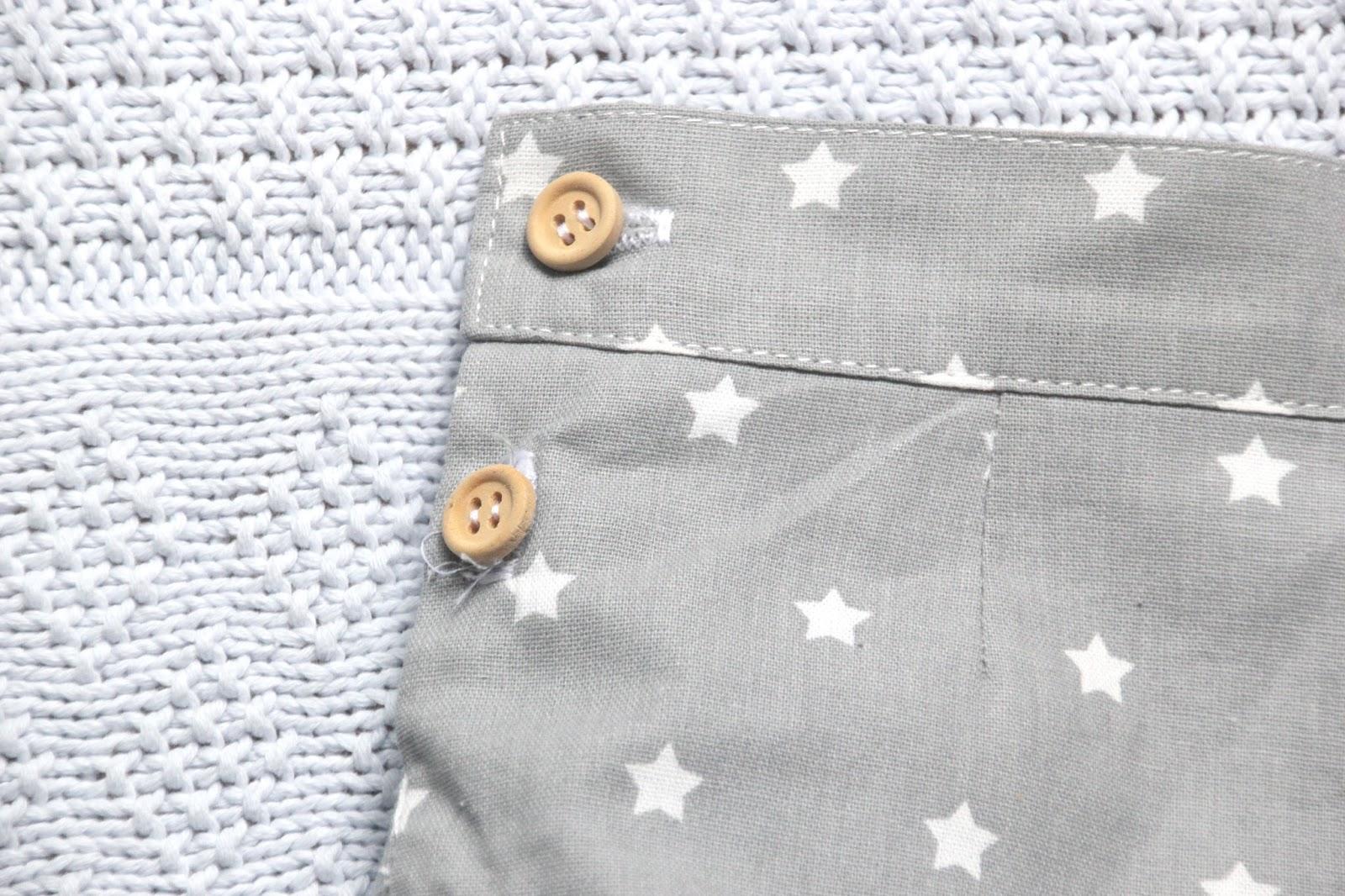 DIY Patrones: Pantalón para bebe - Handbox Craft Lovers   Comunidad ...