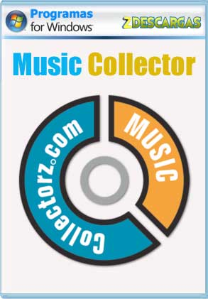 Music Collector 19.0.7 (x32 y x64) Full Español