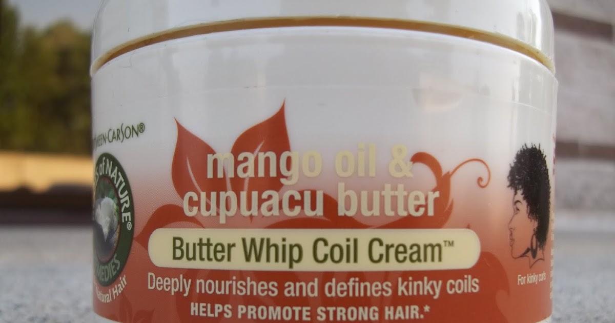 Mango Stretch Cream For Natural Hair