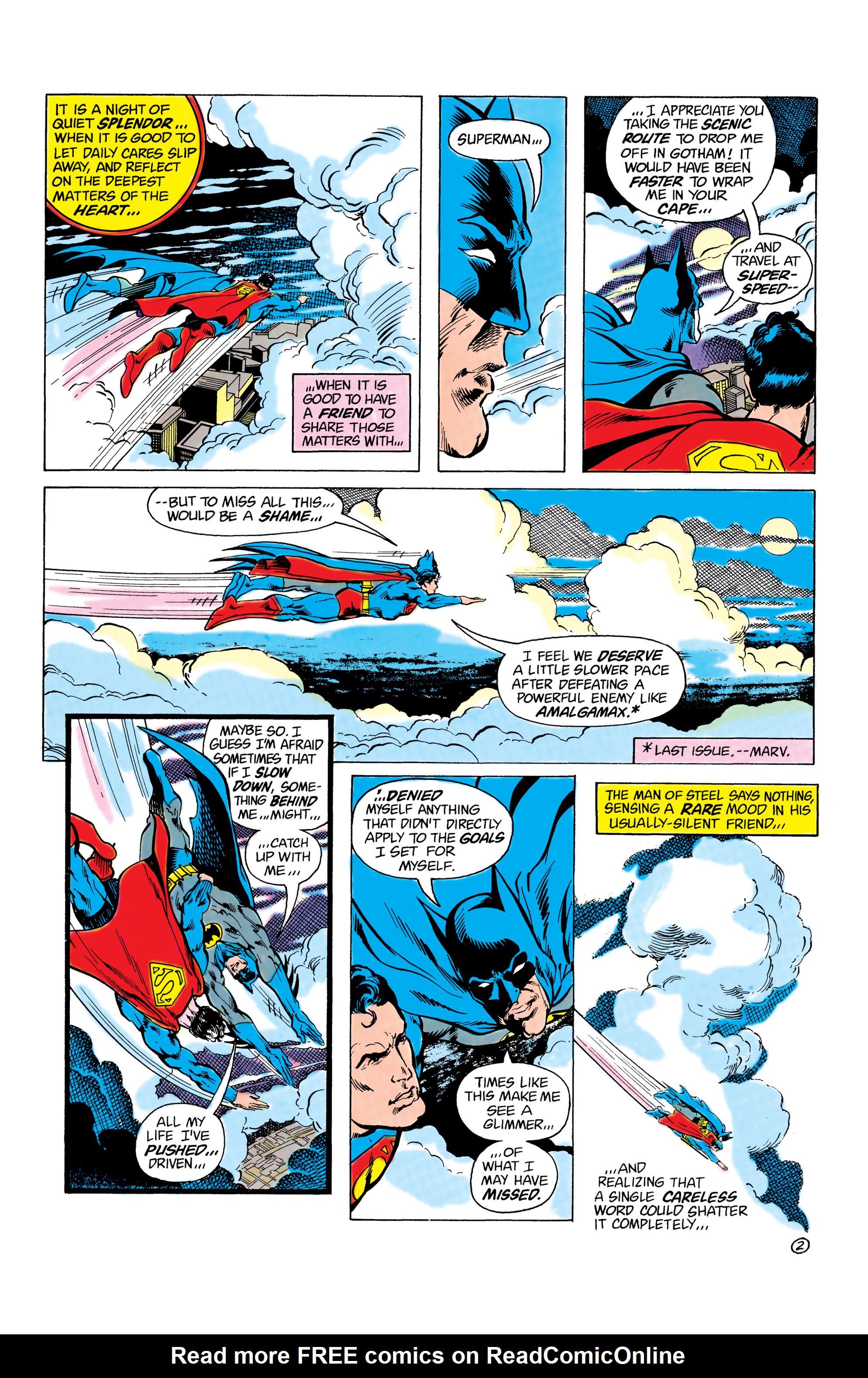 Read online World's Finest Comics comic -  Issue #285 - 3