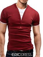 Ericdress Fashion Men's T-Shirt