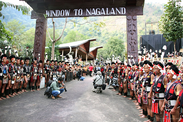 nagaland hornbill festival windows to nagaland