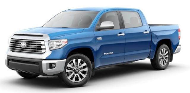 2018 Toyota Tundra 4x4 Price UAE