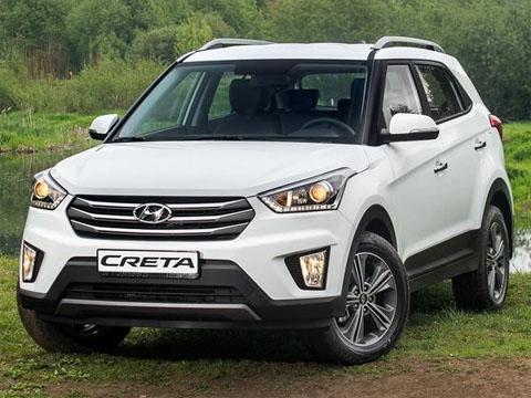 Хонда Грета - новое имя кроссовера Hyundai Creta на русский манер