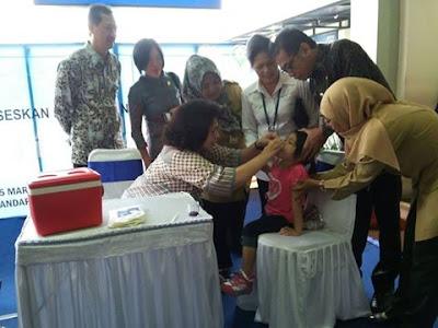 pencegahan polio