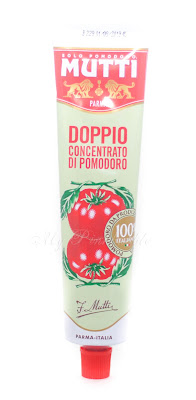 Mutti doppio concentrado de pomodoro