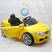 Mobil Mainan Aki Pliko PK8400N BMW