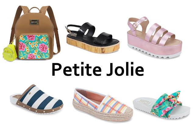 46a9795c4 Coleção InPulse da Petite Jolie | (Imagens de divulgação)