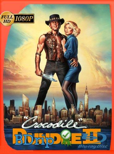 Cocodrilo Dundee II (1988) [BDrip 1080p] Latino [GoogleDrive] SilvestreHD