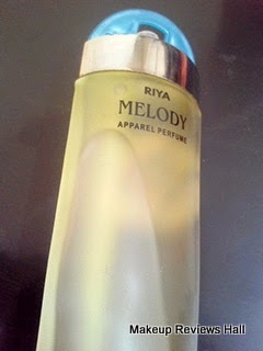 Riya Melody Apparel Perfume Spray Review