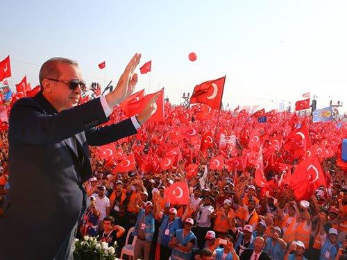 Η πολιτική παρακμή της Τουρκίας και οι θανάσιμοι κίνδυνοι