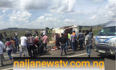6 People Confirmed Dead in Kogi Road Accident