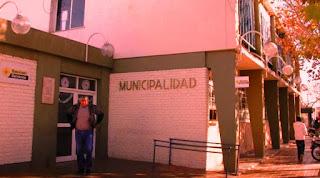 La denuncia penal la hizo en la División Seguridad Personal la periodista Agostina Testa como jefa de prensa de la Municipalidad de Chimbas, quien habría sufrido en carne propia la presunta extorsión dirigida al intendente Fabián Gramajo.