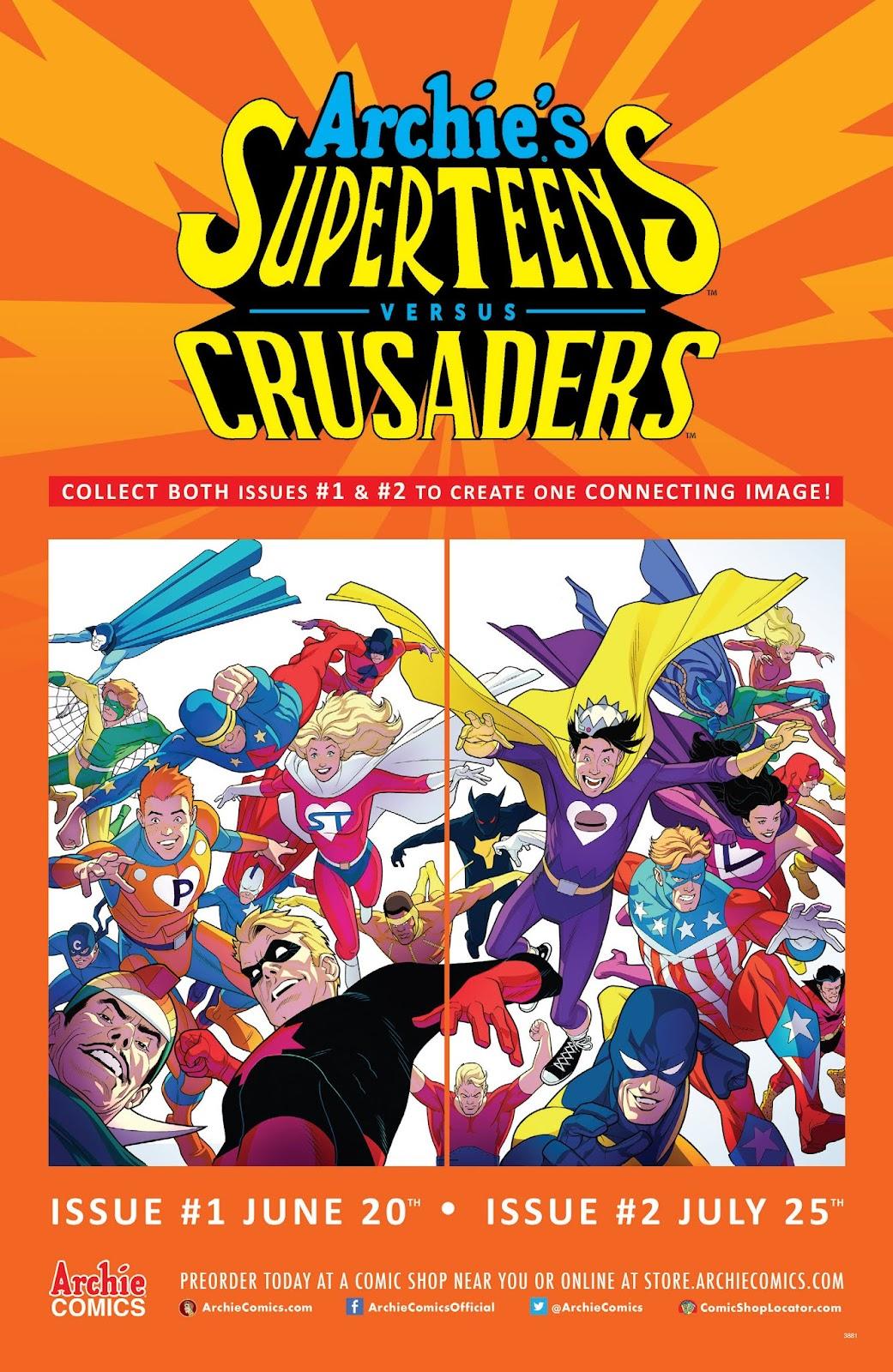 Read online Archie Meets Batman '66 comic -  Issue #1 - 23