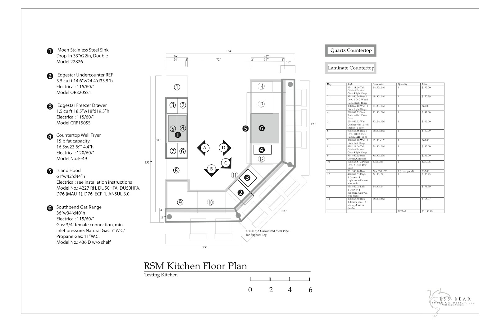 Commercial Bar Design Plans