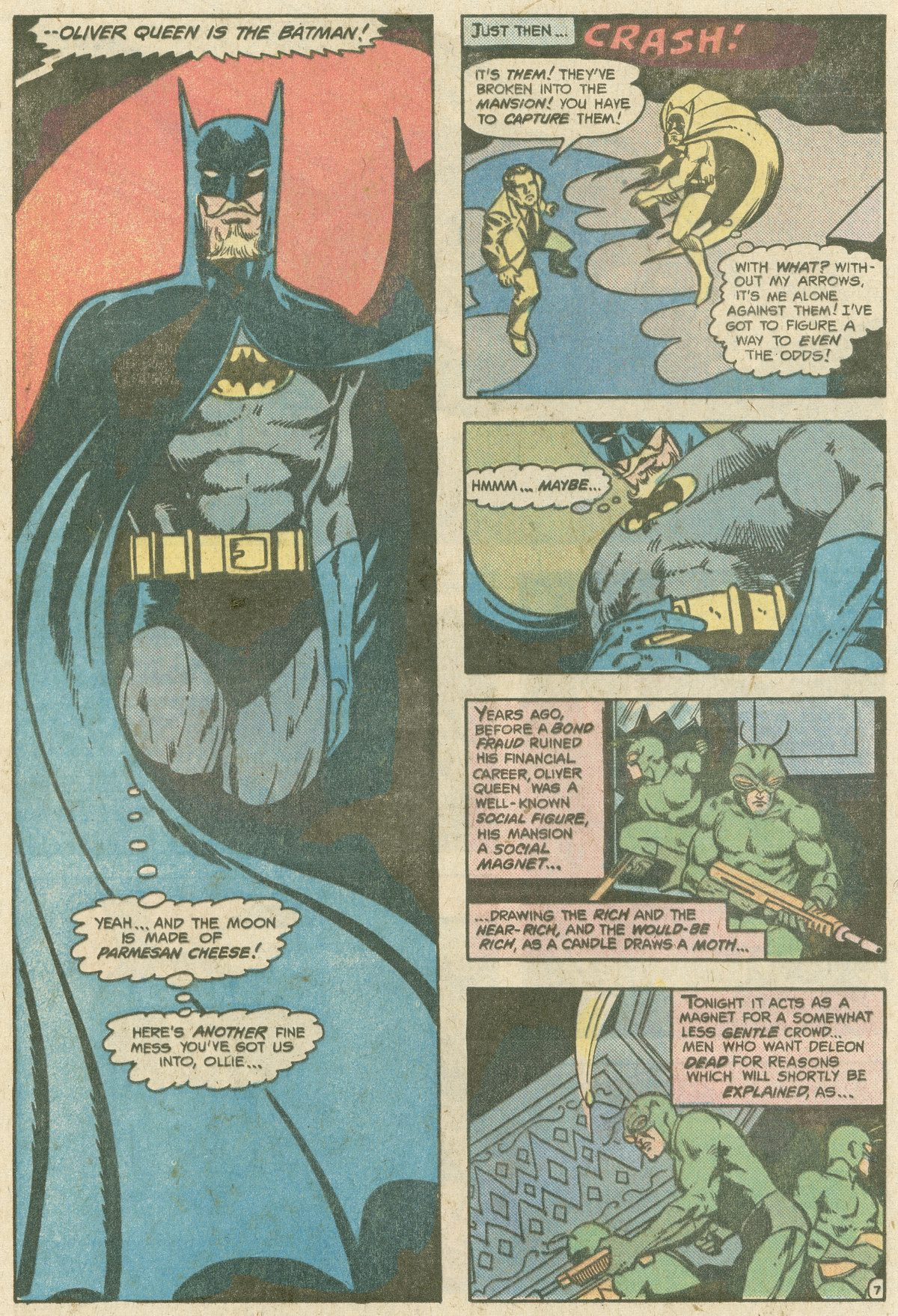 Read online World's Finest Comics comic -  Issue #249 - 28