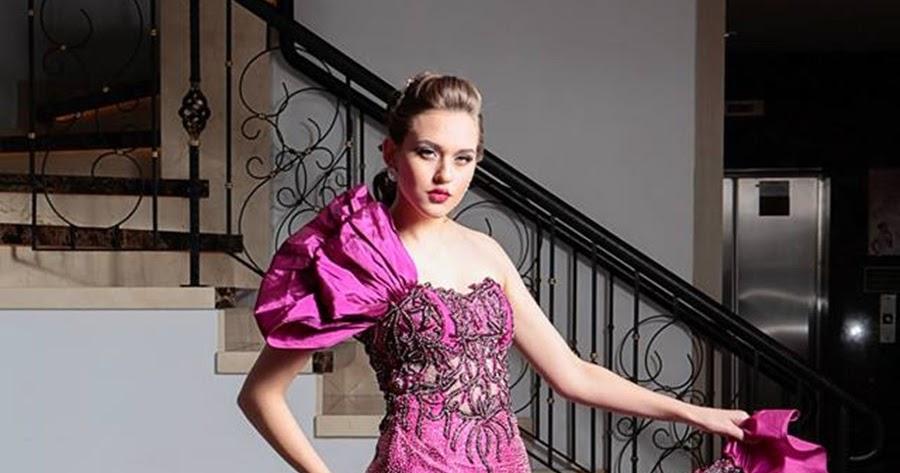 c1e05637906 Revista Ecotour News   Negócios  Estilista cria coleção de vestidos de luxo  com plástico reciclado