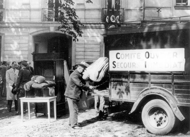 22 April 1941 worldwartwo.filminspector.com Vichy French Workers Committee for Immediate Relief
