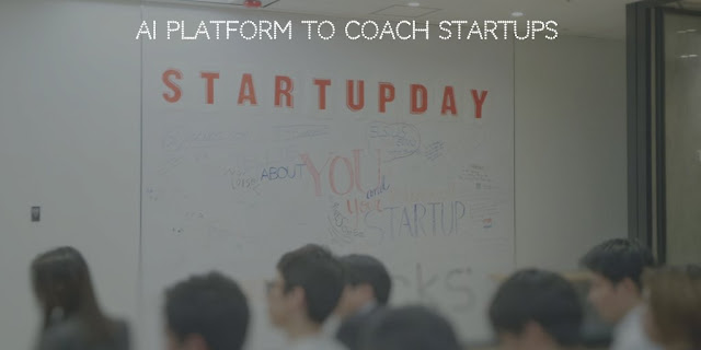 AI Platform Service to Coach Startups