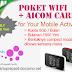 POKET WIFI AICOM 8GB