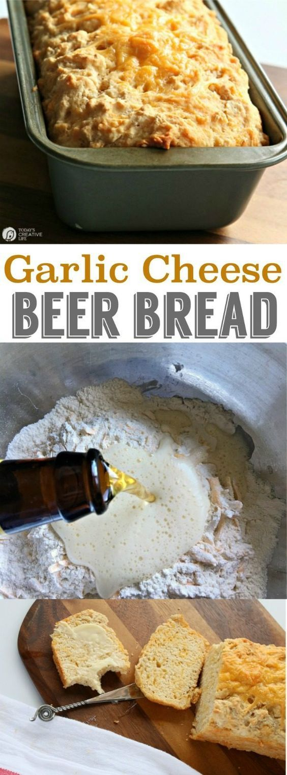 Beer Bread with Garlic and Cheese #Beer #Bread #Garlic #Cheese #HEALTHYFOOD #EASYRECIPES #DINNER #LAUCH #DELICIOUS #EASY #HOLIDAYS #RECIPE #DESSERTS #SPECIALDIET #WORLDCUISINE #CAKE #APPETIZERS #HEALTHYRECIPES #DRINKS #COOKINGMETHOD #ITALIANRECIPES #MEAT #VEGANRECIPES #COOKIES #PASTA #FRUIT #SALAD #SOUPAPPETIZERS #NONALCOHOLICDRINKS #MEALPLANNING #VEGETABLES #SOUP #PASTRY #CHOCOLATE #DAIRY #ALCOHOLICDRINKS #BULGURSALAD #BAKING #SNACKS #BEEFRECIPES #MEATAPPETIZERS #MEXICANRECIPES #BREAD #ASIANRECIPES #SEAFOODAPPETIZERS #MUFFINS #BREAKFASTANDBRUNCH #CONDIMENTS #CUPCAKES #CHEESE #CHICKENRECIPES #PIE #COFFEE #NOBAKEDESSERTS #HEALTHYSNACKS #SEAFOOD #GRAIN #LUNCHESDINNERS #MEXICAN #QUICKBREAD #LIQUOR