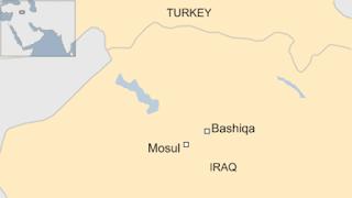 """Turquía que """"retire sus fuerzas"""" del territorio iraquí"""