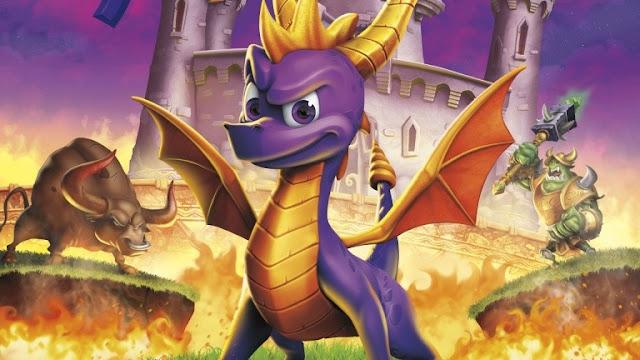 تسريب تفاصيل نسخة تجمع كل من Crash Bandicoot تم Spyro و هذا موعد إطلاقها ..